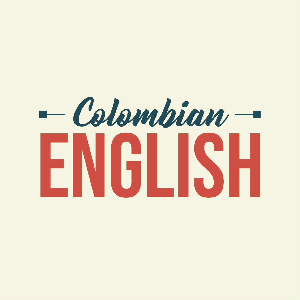 Colombian English